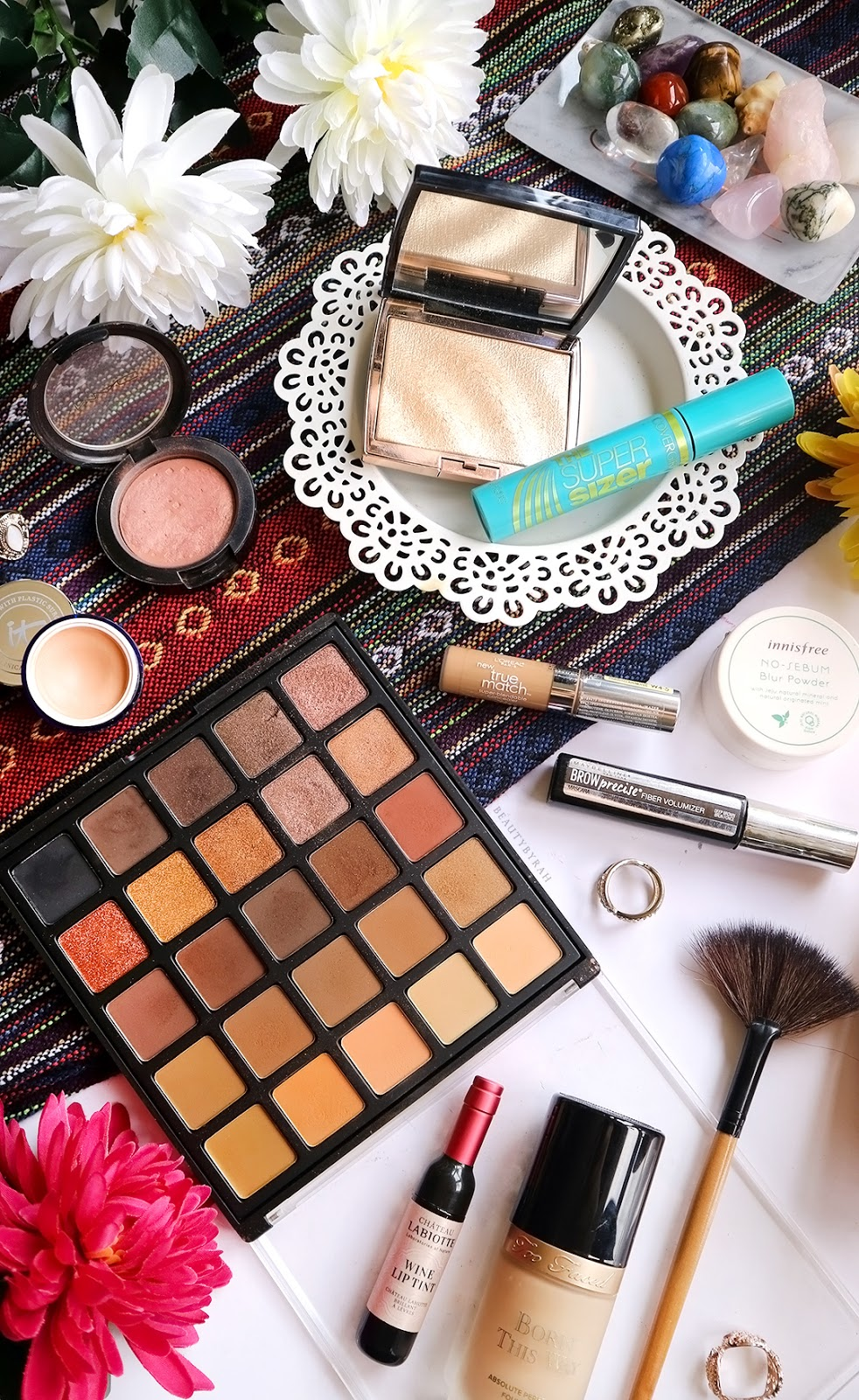My Makeup must haves and recommendations