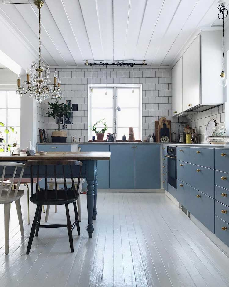 An Eclectic 19th Century Swedish House