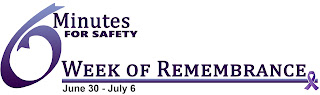 Week of Remembrance logo