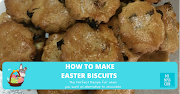 How to Make Easter Biscuits - The Perfect Recipe for when you want an alternative to chocolate