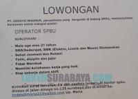 Karir Surabaya Terbaru di PT. Dinoyo Makmur Surabaya Nopember 2019