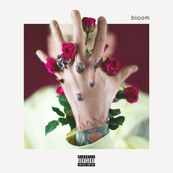 Machine Gun Kelly - Let You Go - Single Cover