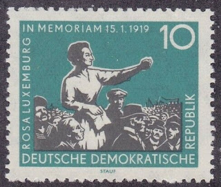 Germany DDR 1959 Rosa Luxemburg