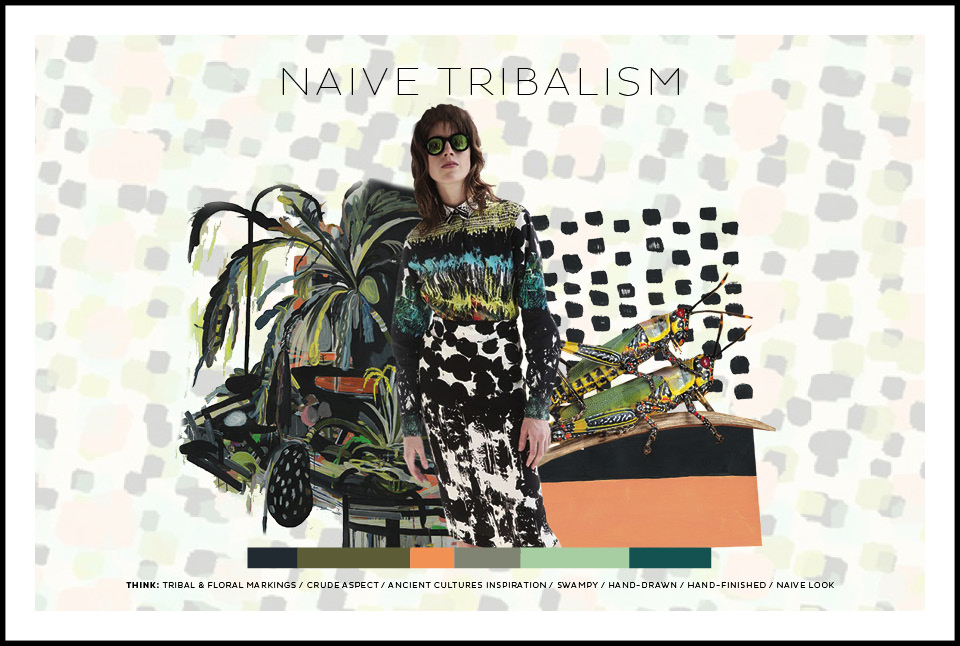 DESIGN COMPETITION // FRONT ROW SOCIETY 0 NAIVE TRIBALISM