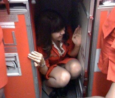 Foto H0t Pramugari Lion Air, Bukti Jika Desahan di Kokpit Lion Air Memang Ada?