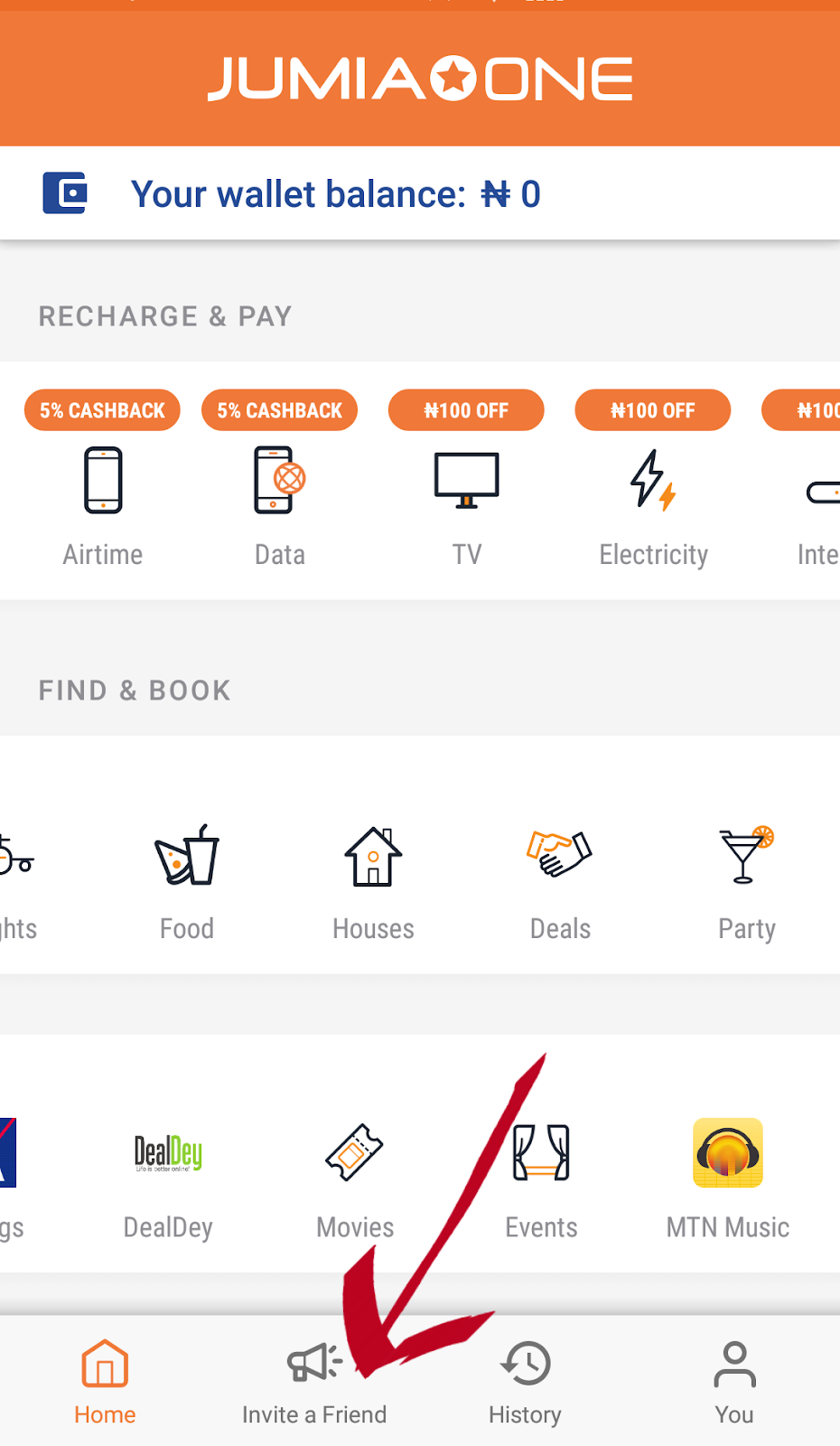 Get N500/N1000 Bonus To Install Jumia One App [UPDATED] - GlobalWeb