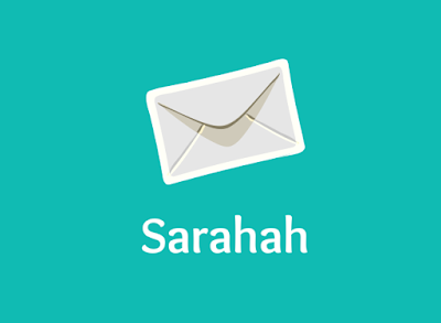 sarahah feedback application