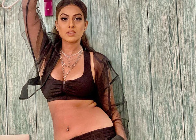 Nia Sharma's jaw-dropping pics are breaking the internet  - NEWSDEZIRE
