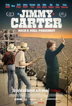 Jimmy Carter: Rock & Roll President (2020)