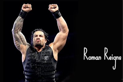 Roman Reigns Edited Image