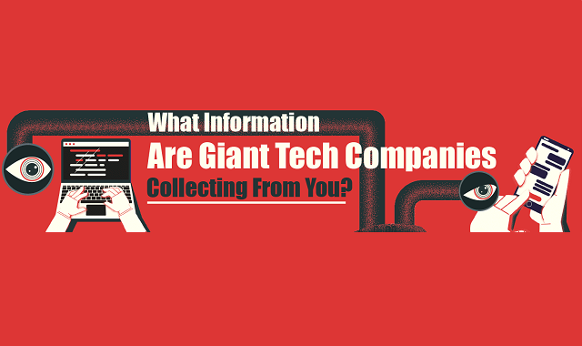 How Tech companies are invading your privacy?