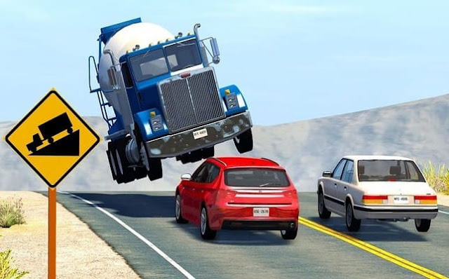 تحميل لعبة حوادث السيارات BeamNG.drive مجانا للكمبيوتر