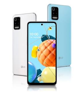 مواصفات إل جي LG K62 ، سعر موبايل/هاتف/جوال/تليفون إل جي LG K62 ، الامكانيات/الشاشه/الكاميرات/البطاريه إل جي LG K62