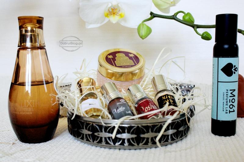 Trusted Cosmetics- opróżniamy nasze kosmetyczki. #5- ulubione perfumy.