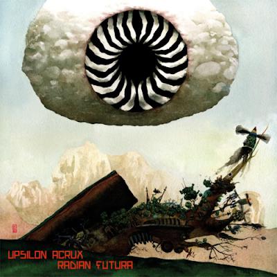 Upsilon Acrux - Radian Futura
