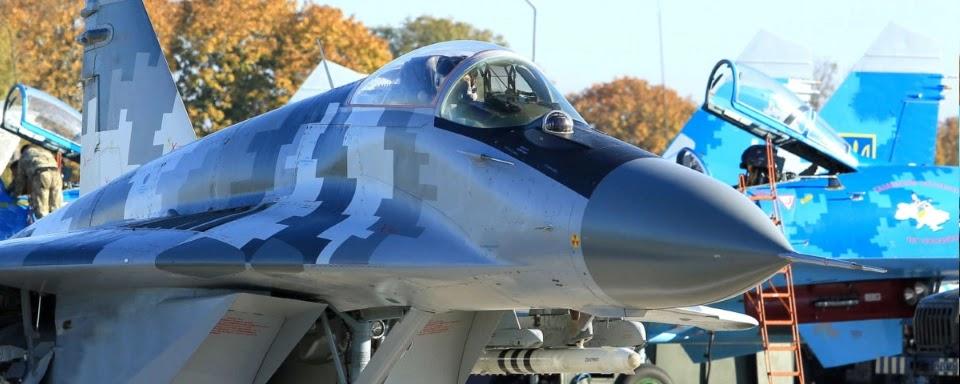 ДП Новатор відремонтує пріцили для Су-27 та МіГ-29
