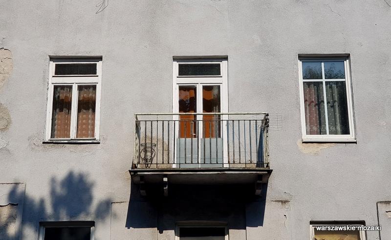 Warszawa Warsaw kamienica dom Praga Północ praskie kamienice praskie klimaty architektura architecture przedwojenna z klimatem