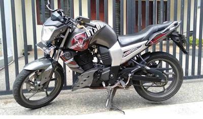 Modifikasi Sederhana Byson Motor