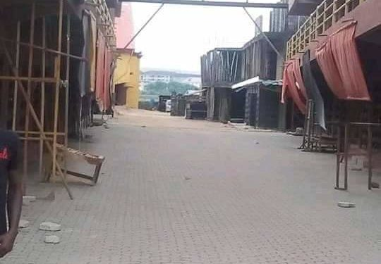 IPOB Sit-at-home commences ( See Photos)