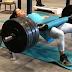 Vídeo | Andreia Brazier executando elevação de quadril com 120kg
