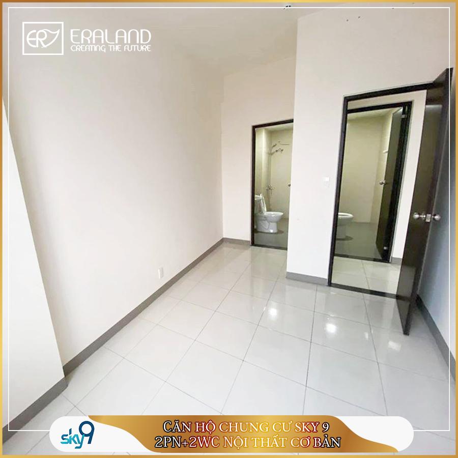 cho thuê căn hộ 2 phòng ngủ dự án chung cư sky 9