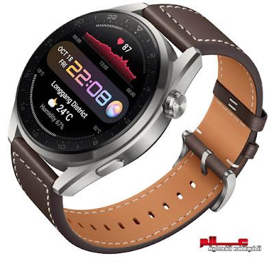 مواصفات و سعر ساعة هواوي واتش 3 برو Huawei Watch 3 Pro