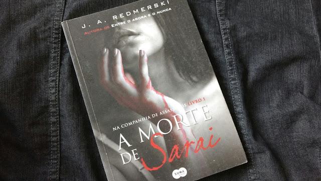 Resenha Livro A Morte de Sarai