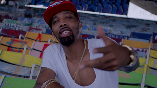 Chevy Woods - Wit Me (Feat. Rico Love) [Vídeo]