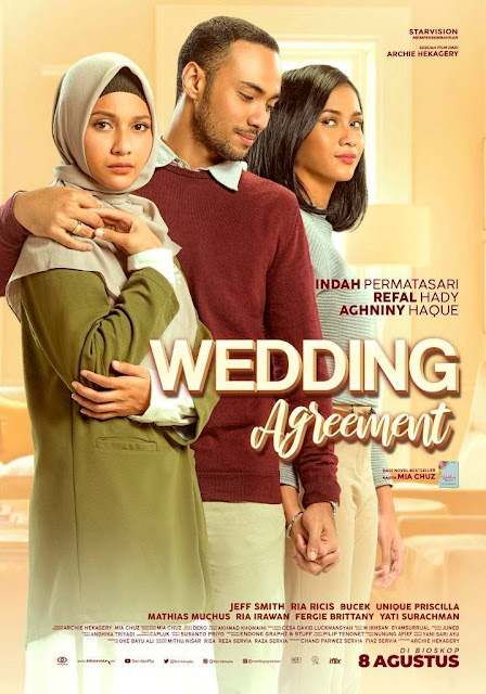 Download Film Wedding Agreement (2019) Full Movie Indonesia