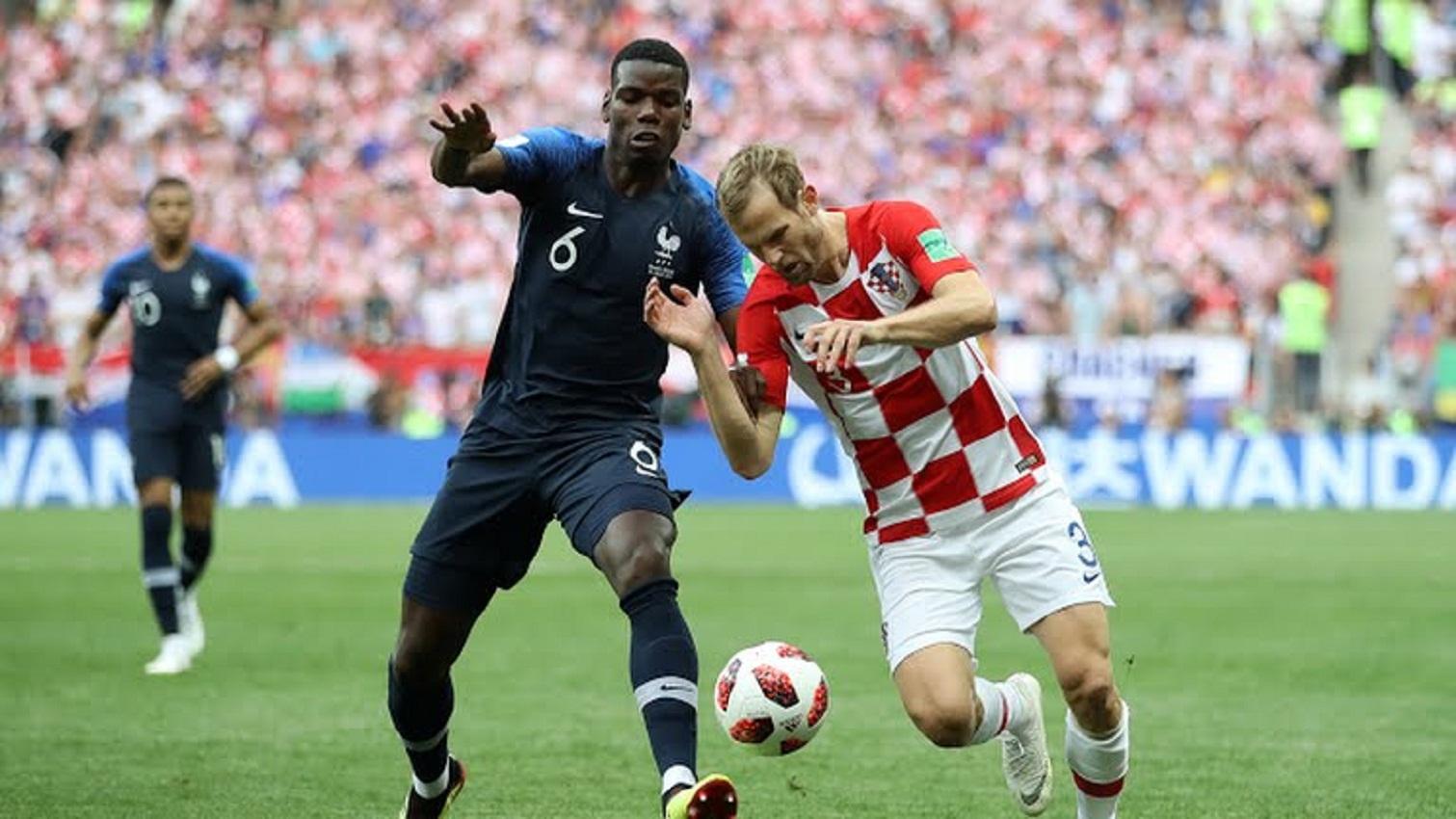 4 Hal Serba Perdana pada laga pamungkas Piala Dunia 2018