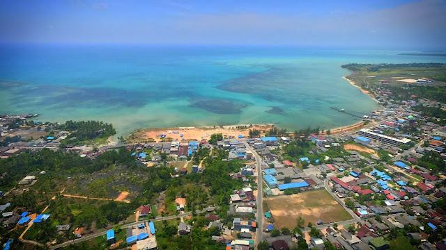 Ranai pulau bunguran indonesia