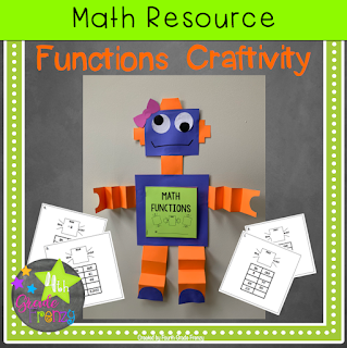 Math Functions Craft