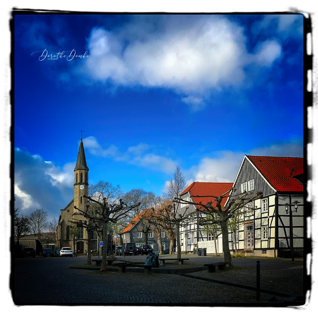 Gransauplatz, altes Neheim, Neheim, streetphotography, Sauerland, Arnsberg, photoart, Fotokunst, Fotoart, Dorothe Domke