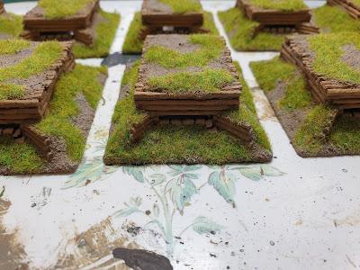 Earthworks & Bunkers