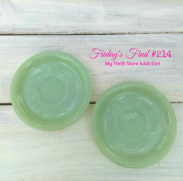 vintage jadeite restaurantware