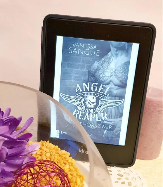 Angel & Reaper - Du gehörst mir - Vanessa Sangue