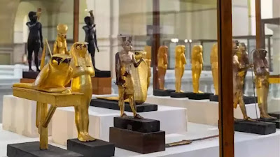 Ancient Egyptian Artifacts videoes