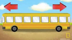 juegos cristianos  para niños que viajan en bus