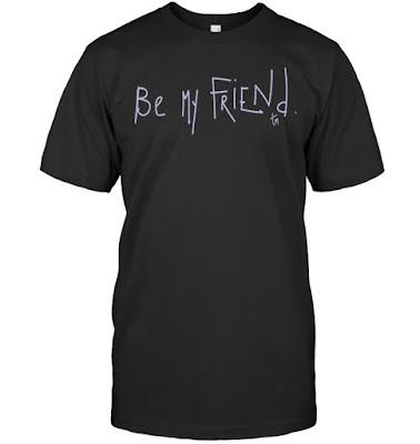Jordan Fisher Be My Friend T Shirts