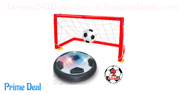 40% OFF Hover Soccer Ball Indoor Hover Ball for Kids Set