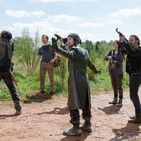 The Walking Dead : La guerre contre Negan approche