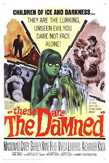 These Are The Damned - Hammer, Oliver Reed