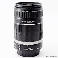 Canon EF-S 55-250mm f/4.0-5.6 IS