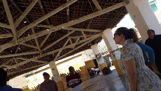 Reforma e reinauguração do Mercado Público: exemplo do que a gestão Elijane Paiva está fazendo por Umarizal