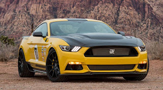 2016  Ford Shelby Terlingua Mustang GT Front Right