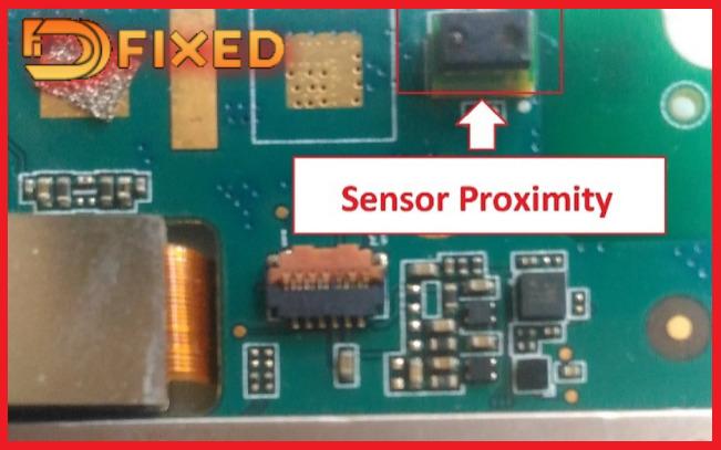 Ganti Sensor Proximity