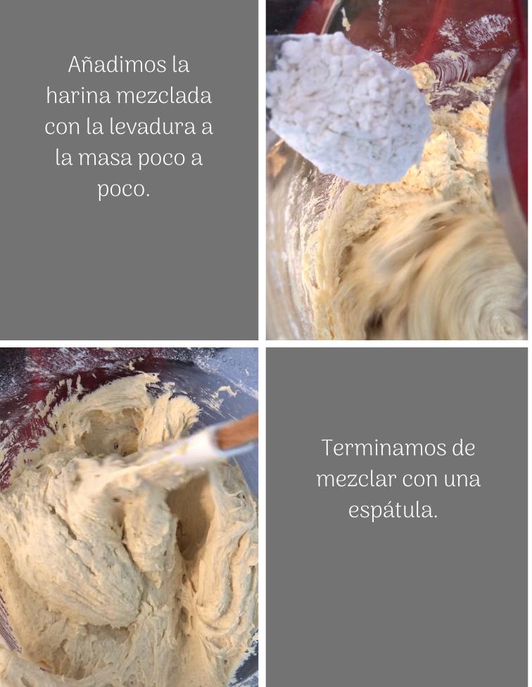 preparación-bizcocho-sencillo-de-manzana-caramelizada