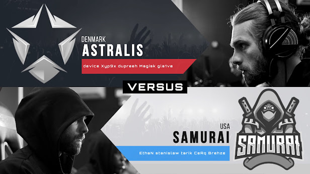 eSports Battle Arena CS: GO - After Effects Template