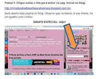 Como se Inscrever no Grupo Especial do Blog   Passo a Passo - Tutorial
