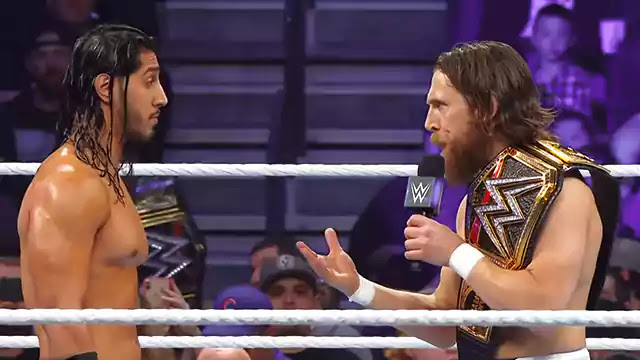 The angles in WWE for Daniel Bryan after leaving SmackDown